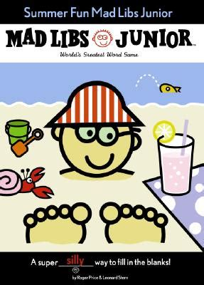 summer fun mad libs junior paperback hudson booksellers