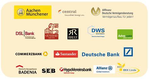 partner der deutschen bank unsere produktpartner court 233 j co kg versicherungen