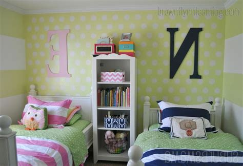 boy girl bedroom twin bedroom decorating ideas