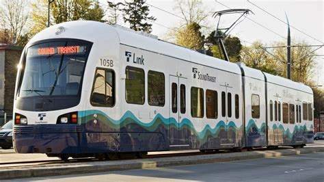 car collides with link light rail at othello station