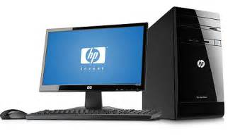 hp pavilion p2 energy efficient desktop pc computers