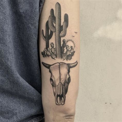 cow skull tattoo only best 25 ideas about cow skull tattoos on