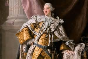 Break Letter King George The Third the monarchs king george iii america s last king
