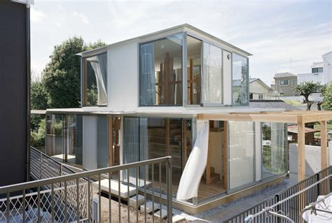 home design in japan teppei fujiwara s glass clad small house in tokyo