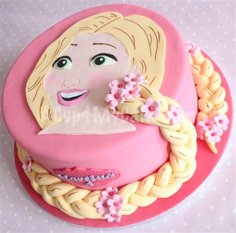 rapunzel cake acupmycake
