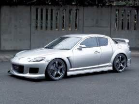 Madza Rx 8 Fast Cars Mazda Rx 8 New Sports Car