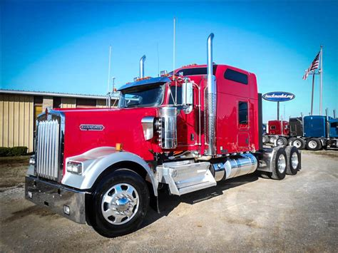kenworth sleeper used 2008 kenworth w900l 86 studio tandem axle sleeper