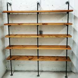 pipe bookshelves discover and save creative ideas