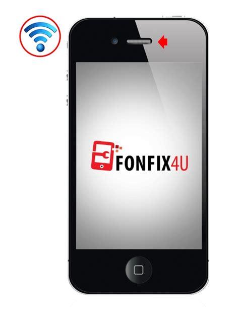 Wifi Iphone 4s iphone 4s wifi repairs fonfix4u