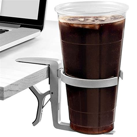 clip on cup holder for desk vector cup holder vector drink holder clip on cl