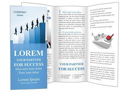 successful career brochure template design id 0000000733