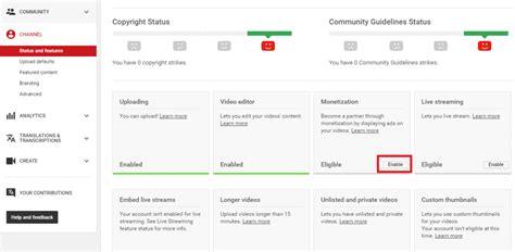 adsense youtube monetisation ម រ ន ទ ២ បន ត រក ល យ ល youtube រប ប monetize ន ង