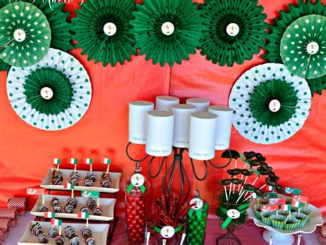 decorations in italy for