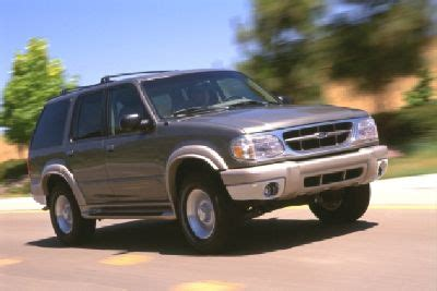 how petrol cars work 1999 ford explorer free book repair manuals 1995 1996 1997 1998 1999 2000 2001 ford explorer reliability and safety recalls how the