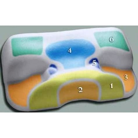 Cpap Pillows by Cpap Contour Cpap Pillow With Pillow Cover