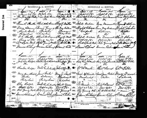 Lucas County Ohio Birth Records Foster Curtis Lenderbeck