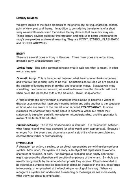 thesis literary translation literary analysis using elements of literature