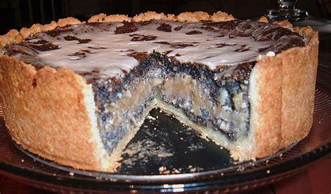 apfel mohn kuchen mohn apfel kuchen rezept mit bild eva662