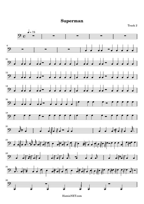 theme song superman superman sheet music superman score hamienet com