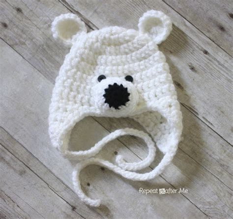 the foolproof guide to making bear ears gurl com gurl com crochet polar bear hat pattern repeat crafter me