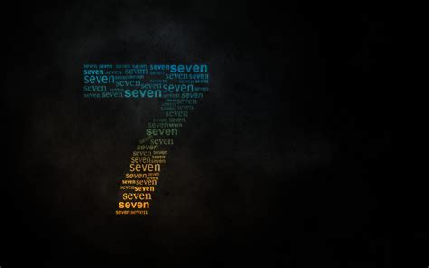 seven wallpaper by phkoopz on deviantart