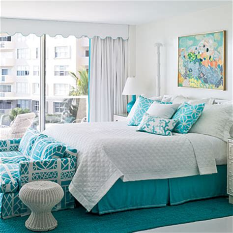 bright aqua bedrooms with additional home decor report