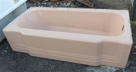 bisque bathtub nor east architectural salvage of south hton nh