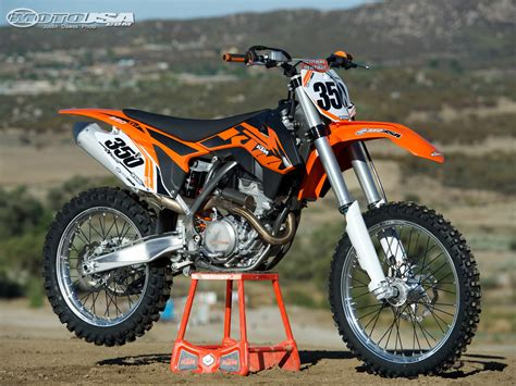 2013 Ktm 350 Exc F Horsepower 2013 Ktm 350 Sx F Comparison Photos Motorcycle Usa