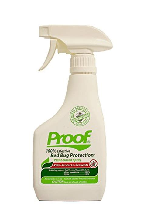 proof bed bug spray proof bed bug killer only epa approved biodegradable bed