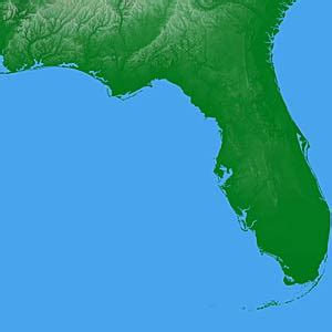 relief map of florida usa relief map collection catalog state of florida