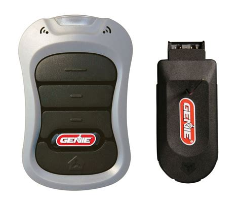Genie Garage Door Opener Remote Genie Garage Door Opener Confirm Remote And Monitor