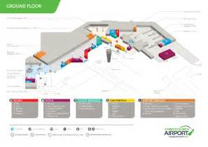 Floor Map Design airport information christchurch airport nz airports