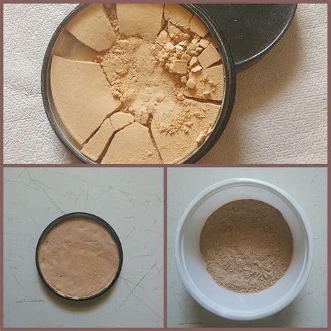 diy makeup compact diy how to fix broken compact powder makeup with without using