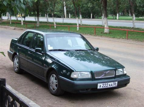 used 1995 volvo 460 photos 2 0 gasoline ff manual for sale