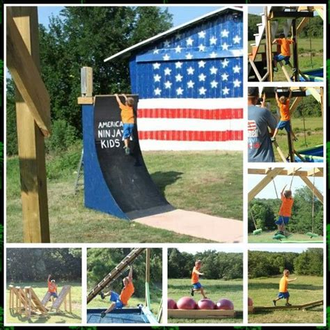 backyard ninja warrior course 486 best images about tree houses and forts on pinterest