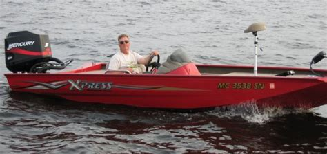 central states bass boat sales xpress