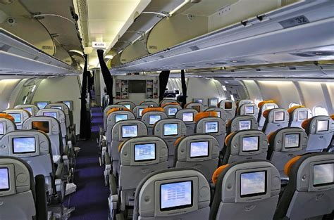 A340 Interior by Commercial Aviation Airbus A340 Airbus A340 600