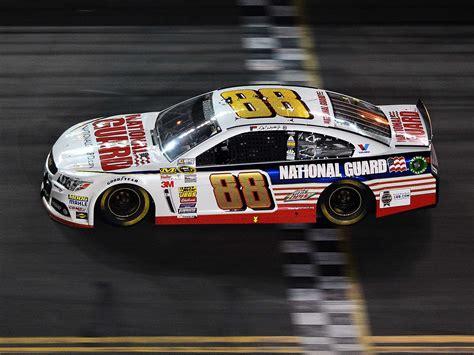 Dale Jr Car Wallpaper 2017 Ad by Dale Earnhardt Jr Wins Second Daytona 500 In Dramatic