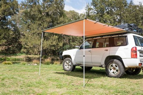 side awnings for 4wds six clever ways to use your awning