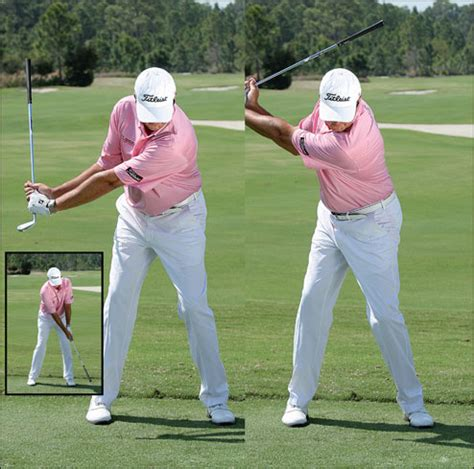 body swing golf energy efficient why a more compact swing will make you