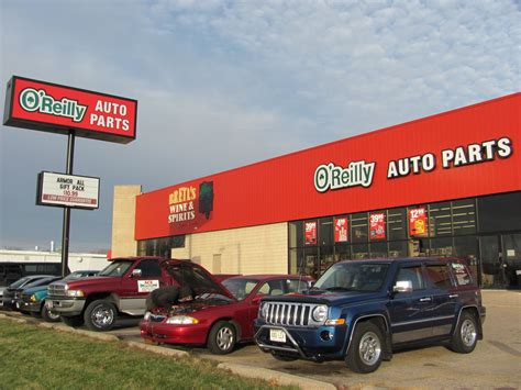 O Reilly Auto Parts Hours by O Reilly Auto Parts In Sun Prairie Wi 53590