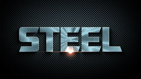 FREE After Effects Template #4 :: Steel Logo Reveal   YouTube