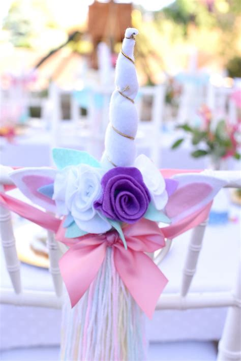 Bday Decoration Ideas At Home by Kara S Party Ideas Pastel Unicorn Themed Birthday Party