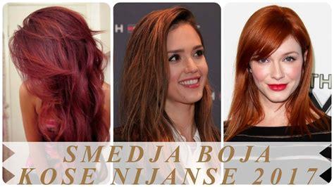 smedje nijanse farbe smedje nijanse kose prirodne nijanse smedje boje kose