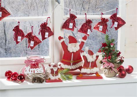Weihnachtsdeko Fensterbank Rot by Mon Decor Stimmungsbild Weihnachten Rot Nikolaus