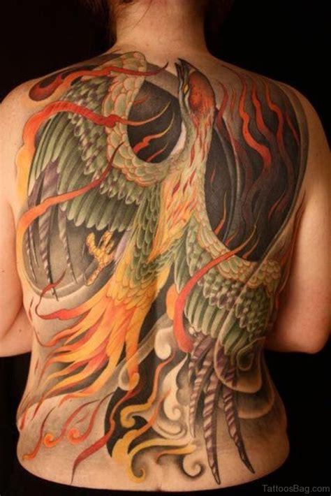 phoenix tattoo elegant 60 fine phoenix tattoos for back