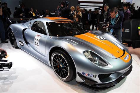 fastest porsche 918 world s fastest or 2nd fastest hybrid porsche 918 rsr