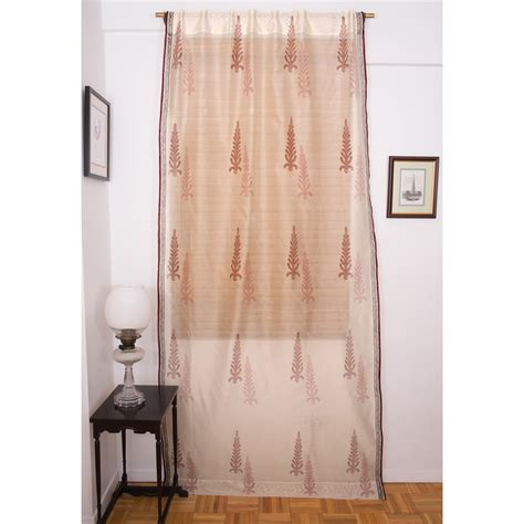 ivory cotton curtains juniper silk cotton curtain ivory wine marigoldstyle com