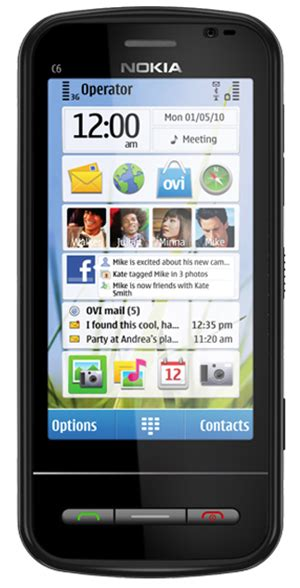 Hp Nokia C6 Di Malaysia nokia c6 in malaysia price specs review technave