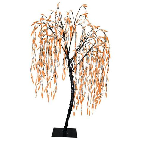 home depot indoor christmas tree lights have you ever seen an orange willow tree the home depot